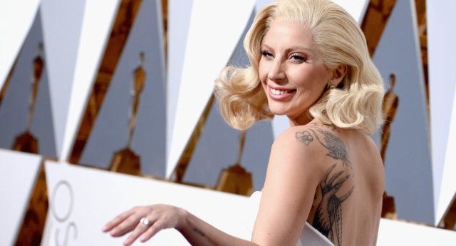Lady Gaga is reportedly engaged