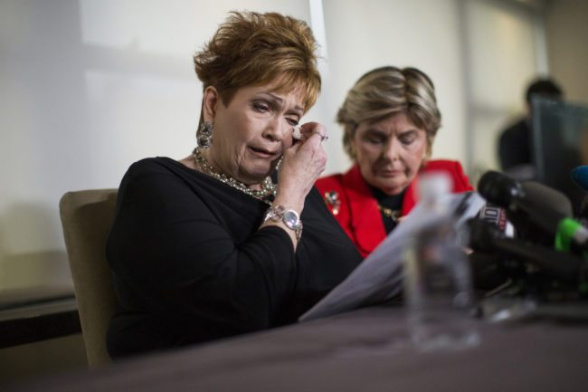 Beverly Young Nelson, one of Moore's nine accusers (Getty)