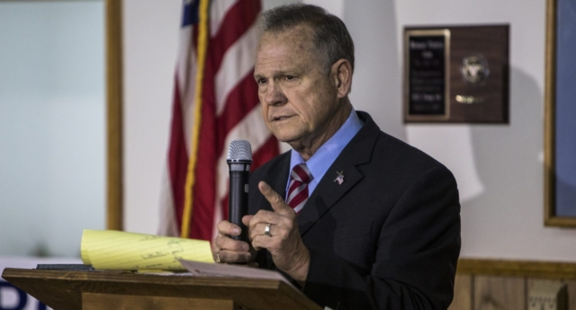 Accuser's open letter to Roy Moore: 'Where does your immorality end?'