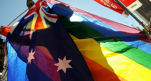 Australia same-sex marriage vote (Getty)