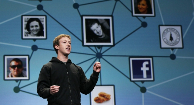 Facebook founder and CEO Mark Zuckerberg (Getty)