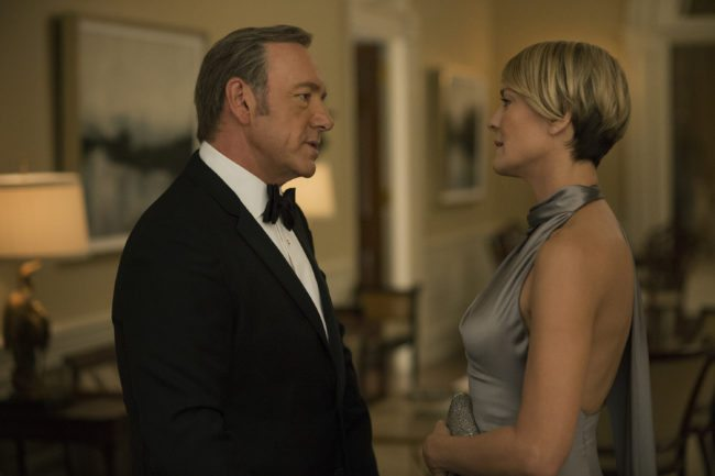 (Netflix) House of Cards