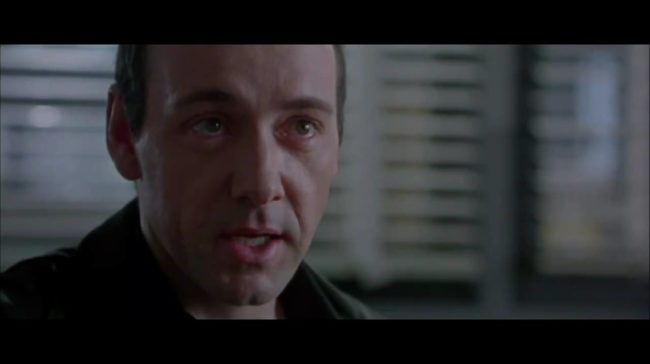 Kevin spacey Usual Suspects