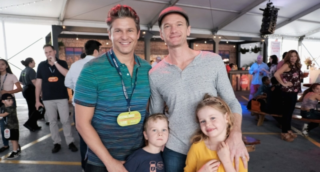 Neil Patrick Harris and his family won Halloween again with their ...