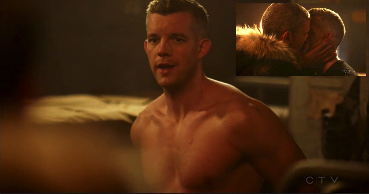 Here wentworth miller naked remarkable, this