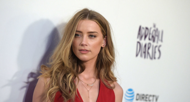 Amber Heard Opens Up About Not Labeling Her Sexuality