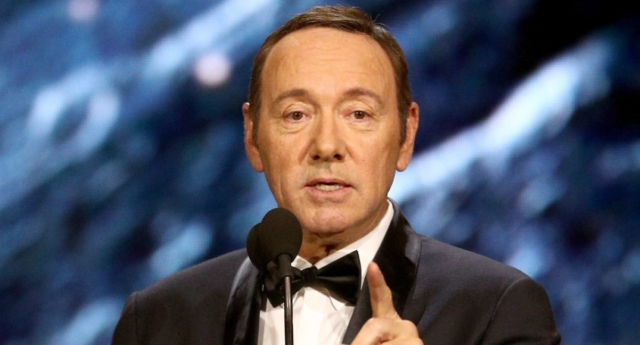 Kevin Spacey: Old Vic receives 20 allegations from staff