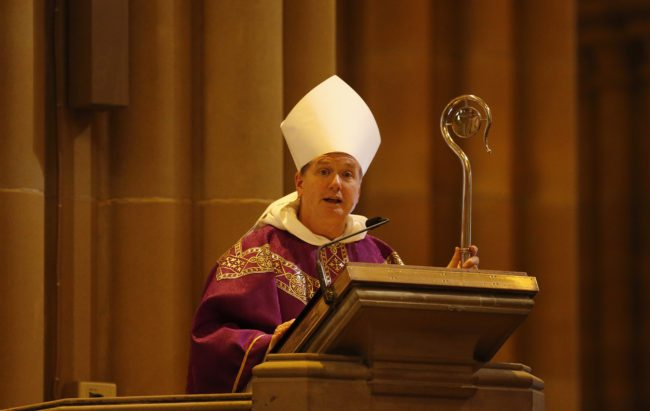 Archbishop of Sydney Anthony Fisher