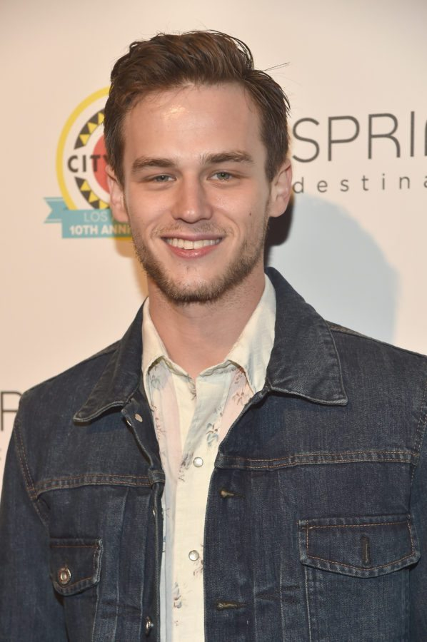 LOS ANGELES, CA - MAY 06: Actor Brandon Flynn attends City Year Los Angeles Spring Break on May 6, 2017 in Los Angeles, California. (Photo by Alberto E. Rodriguez/Getty Images for City Year Los Angeles)