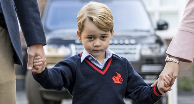 Anglican minister Kelvin Holdsworth: pray Prince George is gay
