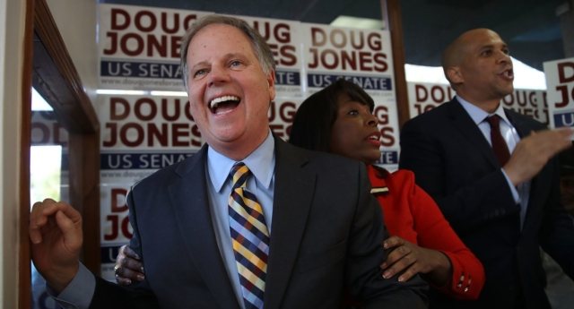 Doug Jones Officially Wins Alabama Senate Race