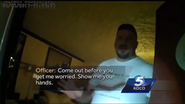 Police bodycam shows United States  politician caught in hotel room with teen boy