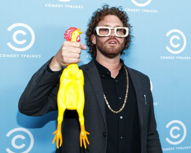Actor TJ Miller denies accusations of sexual assault, violence
