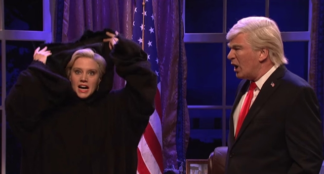SNL 'A Christmas Carol' skit shows Trump visited by ghost of Flynn