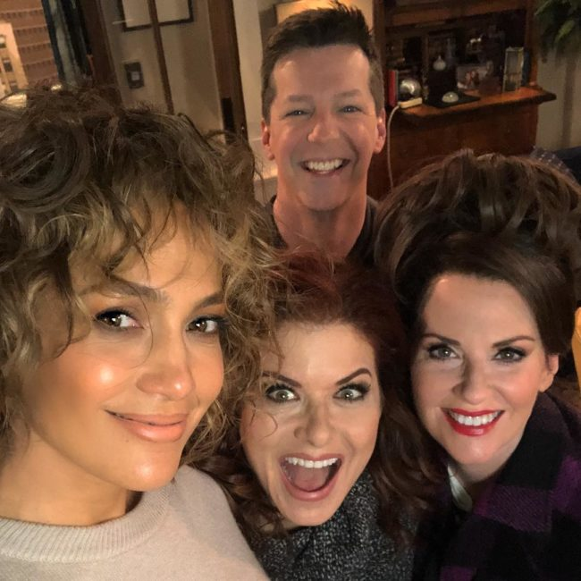 Jennifer Lopez to guest-star on Will & Grace in two different roles