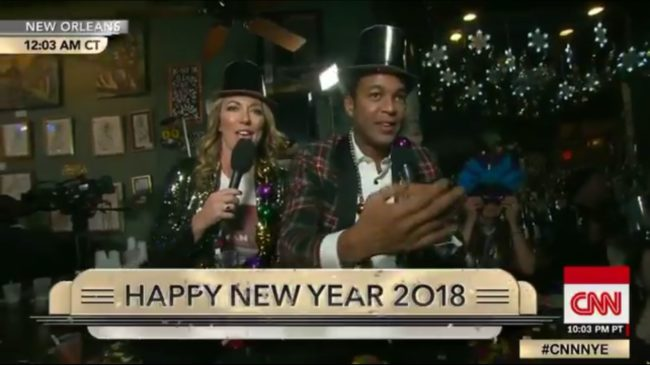 New Orleans New Years Eve 2018