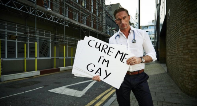 Real doctors agree: gay cure therapy is harmful and doesn't work.