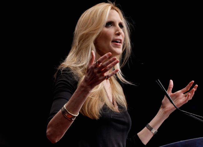 Ann Coulter (Photo by Chip Somodevilla/Getty Images)