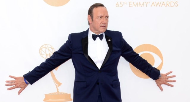 Kevin Spacey under investigation for ANOTHER sexual assault
