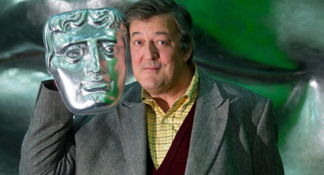 BAFTA you! Stephen Fry steps down as awards host