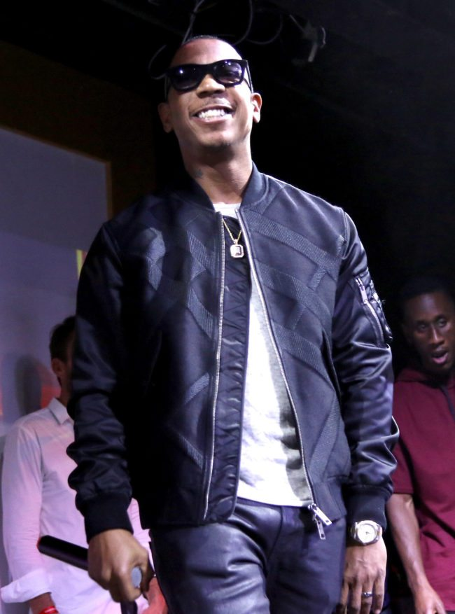 HOUSTON, TX - FEBRUARY 03: Singer Ja Rule performs onstage at The Barstool Party 2017 on February 3, 2017 in Houston, Texas. (Photo by John Parra/Getty Images for Barstool Sports)