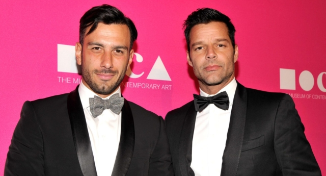 Ricky Martin Confirmed He Secretly Married Jwan Yosef