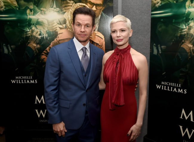 Mark Wahlberg reportedly paid way more than Michelle Williams for reshoot