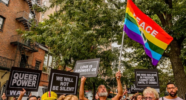 GiveOut promotes global acceptance of the LGBTQI community