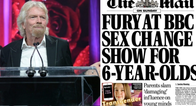 Virgin stops selling Daily Mail newspaper on trains