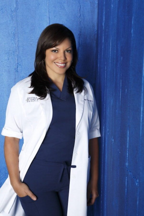 Grey's Anatomy has had a fair few LGBT characters including Dr. Callie Torres. (Photo by Bob D'Amico/ABC via Getty Images)