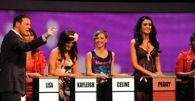 the plot was whether the gay contestant would be able