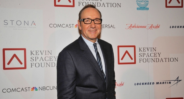 Kevin Spacey Foundation to Close in UK