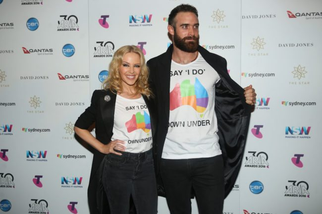 Kylie Minogue opens up on breakdown after split from Joshua Sasse