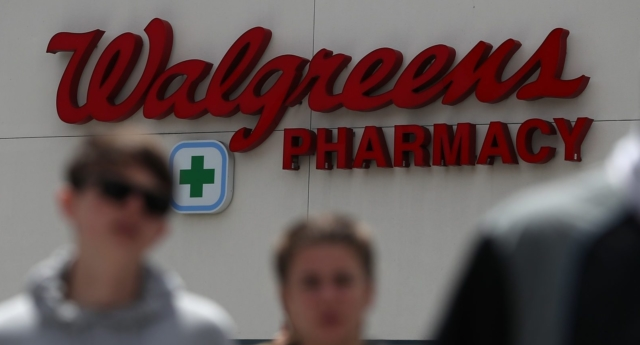 Walgreens (Photo by Justin Sullivan/Getty Images)