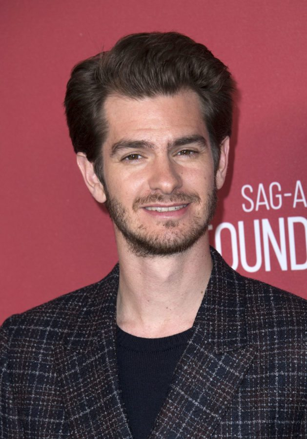Actor Andrew Garfield attends the SAG-AFTRA Foundations Patron of the Artists Awards, on November 9, 2017, in Beverly Hills, California. / AFP PHOTO / VALERIE MACON        (Photo credit should read VALERIE MACON/AFP/Getty Images)