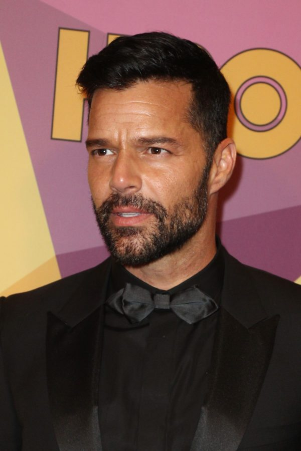 LOS ANGELES, CA - JANUARY 07: Singer/actor Ricky Martin attends HBO's Official Golden Globe Awards After Party at Circa 55 Restaurant on January 7, 2018 in Los Angeles, California. (Photo by Frederick M. Brown/Getty Images)
