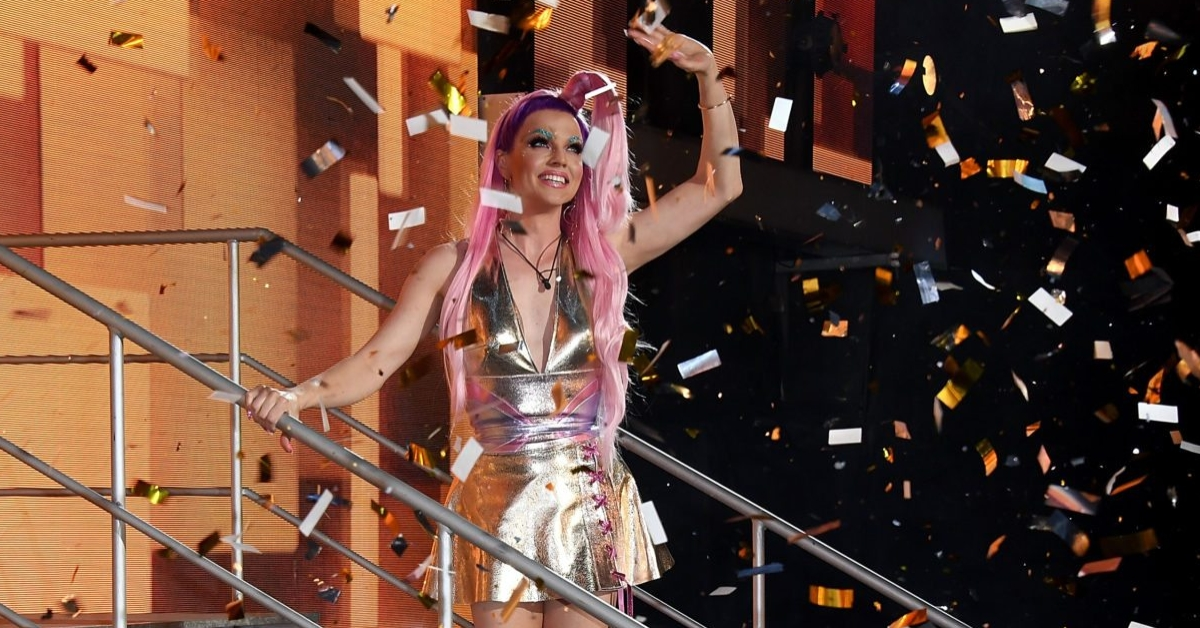 Drag queen Courtney Act reveals the challenges of dating