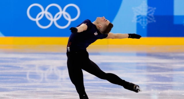 Breakout Olympic skater had to survive starving hell to get here