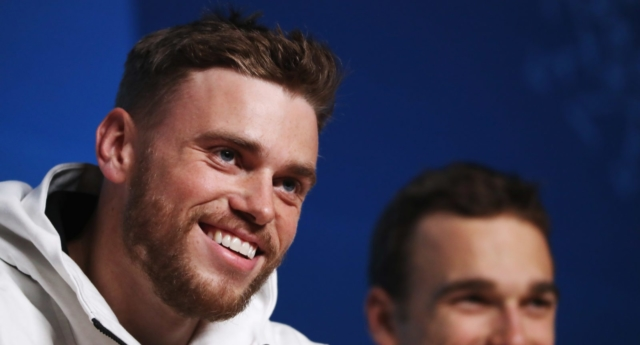 Gus Kenworthy asks what Ivanka Trump is doing at the Olympics