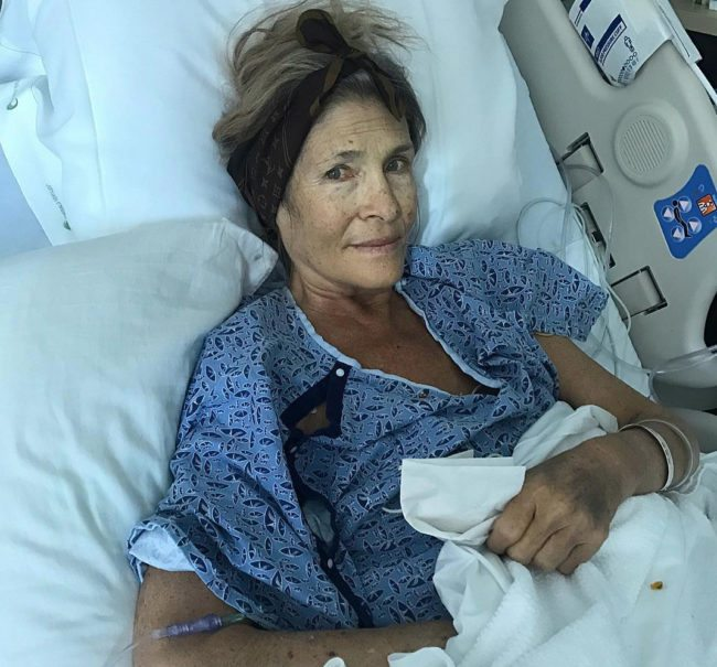 Colton Haynes' mom is terminally ill