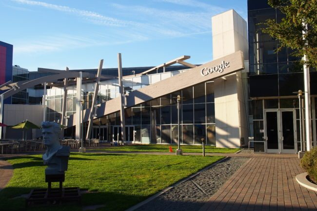 Google sued by former employee over