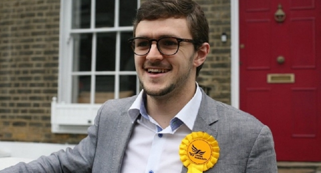 Chris Adams is the Liberal Democrats' Prospective Parliamentary Candidate for Greenwich and Woolwich