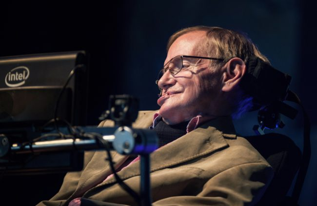 Stephen Hawking: A look back at some of his greatest achievements