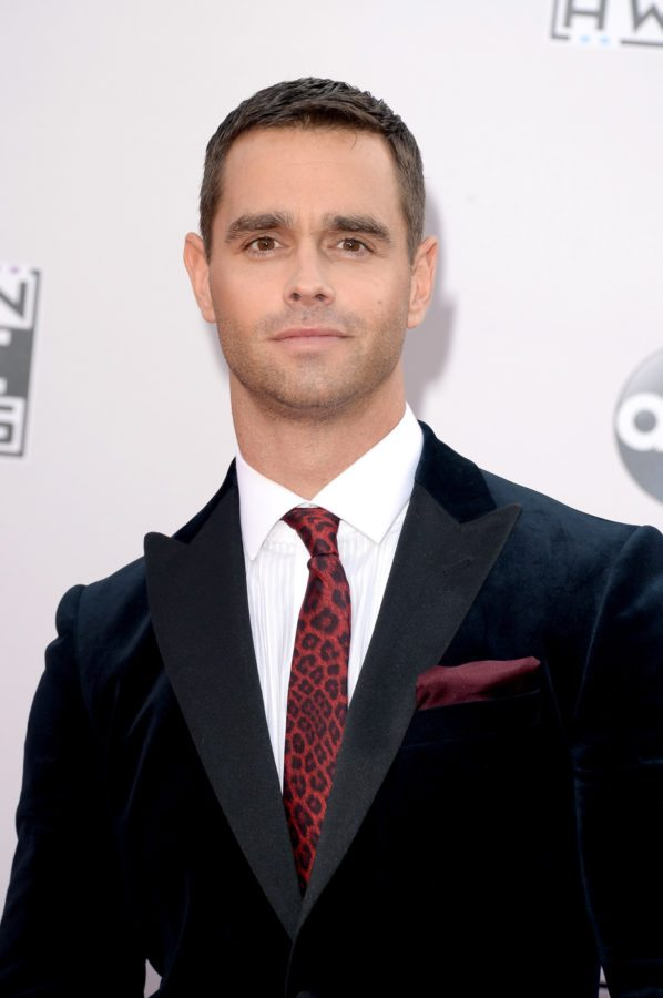 LOS ANGELES, CA - NOVEMBER 23:  TV personality Karl Schmid attends the 2014 American Music Awards at Nokia Theatre L.A. Live on November 23, 2014 in Los Angeles, California.  (Photo by Jason Merritt/Getty Images)