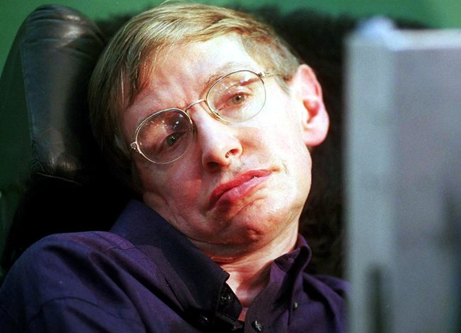 Stephen Hawking & the art of taking the perfect penalty