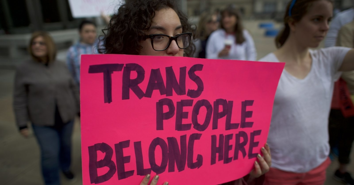 Define transsexual transgender