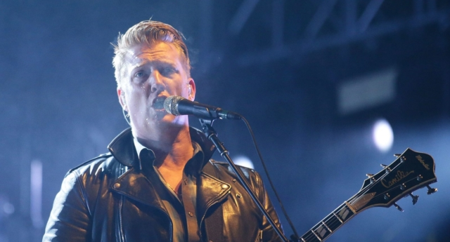 Josh Homme of Queens of The Stone Age (Photo by Mark Metcalfe/Getty Images)