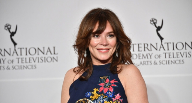 Anna Friel is one of the stars of the programme (Photo by Dia Dipasupil/Getty Images)
