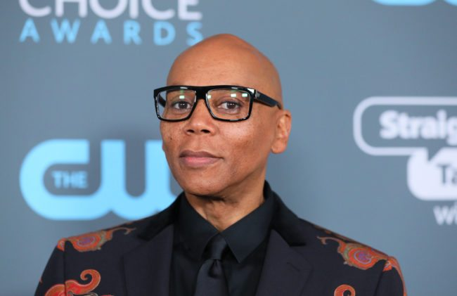 RuPaul Apologizes for Transgender Comments: 'The Trans Community Are Heroes'