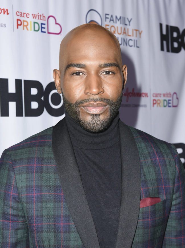 UNIVERSAL CITY, CA - MARCH 17:  Karamo Brown attends Family Equality Council's Impact Awards at The Globe Theatre at Universal Studios on March 17, 2018 in Universal City, California.  (Photo by Vivien Killilea/Getty Images for Family Equality Council)